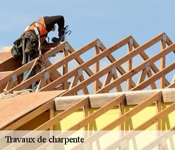 Travaux de charpente